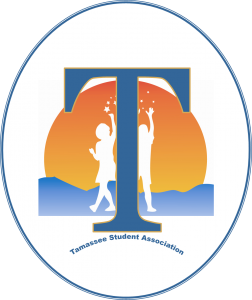 Tamassee Student Associatio Logo